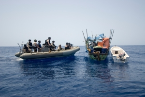 Maritime Security Operations help develop security in the maritime environment, contributing toward stability and prosperity on a regional and global level.