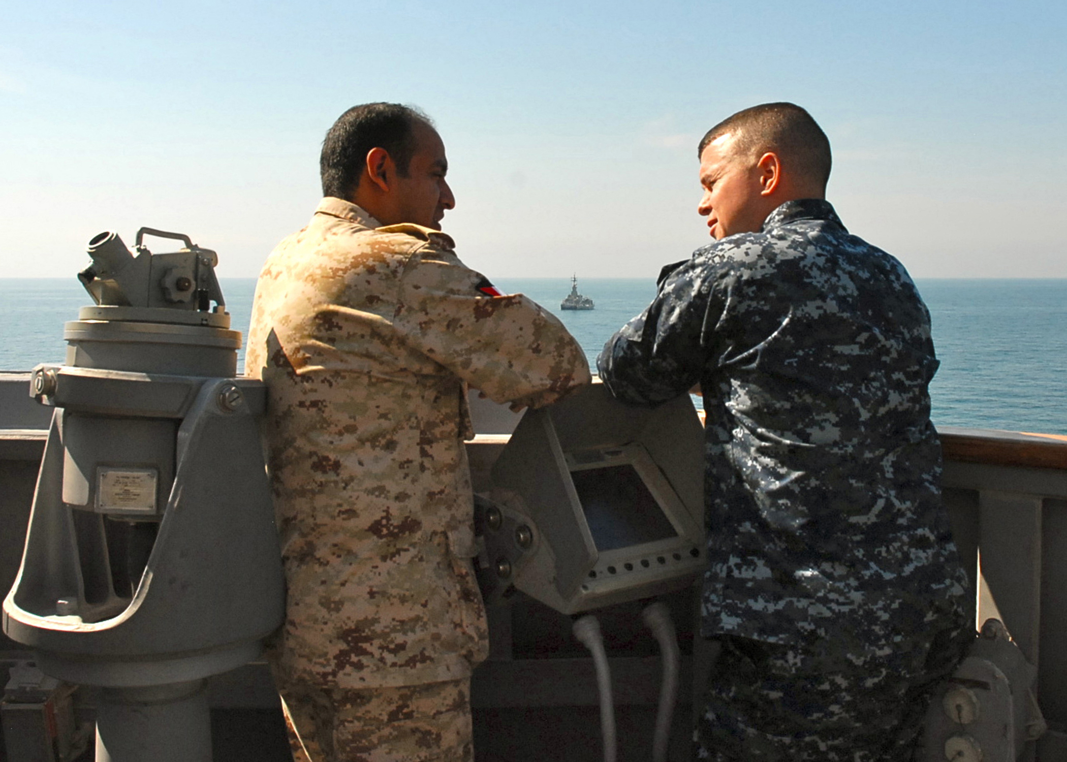 KUWAITI NAVY LEADS STAKENET EXERCISE | Combined Maritime Forces