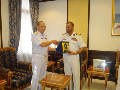 Commander of CMF's Counter-Piracy Task Force boosts