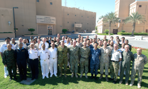 The group photo from the Force Commanders Conference