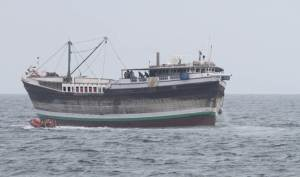 Large Cargo Dhow