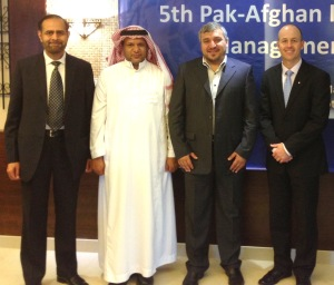 CMF presented at the recent UNODC 5th Pakistan-Afghanistan Integrated Border Management Workshop in Abu Dhabi, UAE.