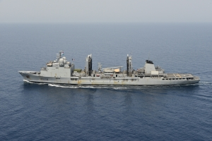 French Ship Var, flagship of CTF-150
