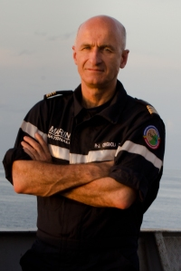 Captain René-Jean Crignola, Commander Combined Task Force- 150