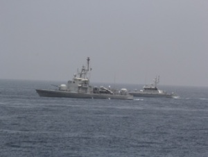 UAE Navy steaming for High value unit defence serial