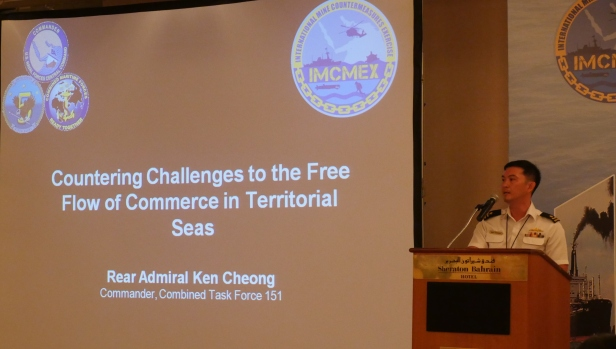 RADM Ken Cheong delivering his remarks at MIPS - 1 (high res)