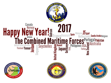 happy new year wishes from the combined maritime forces